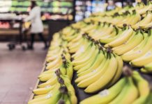 bananas supermercado